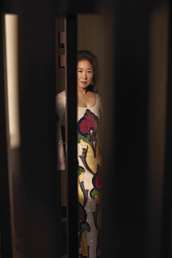 Sandra Oh vill gärna utbilda andra inom representation.