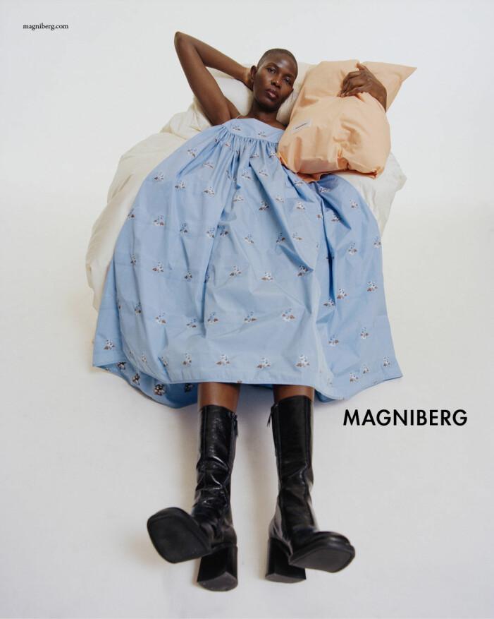 Sängkläderna Candy Shop från Magniberg
