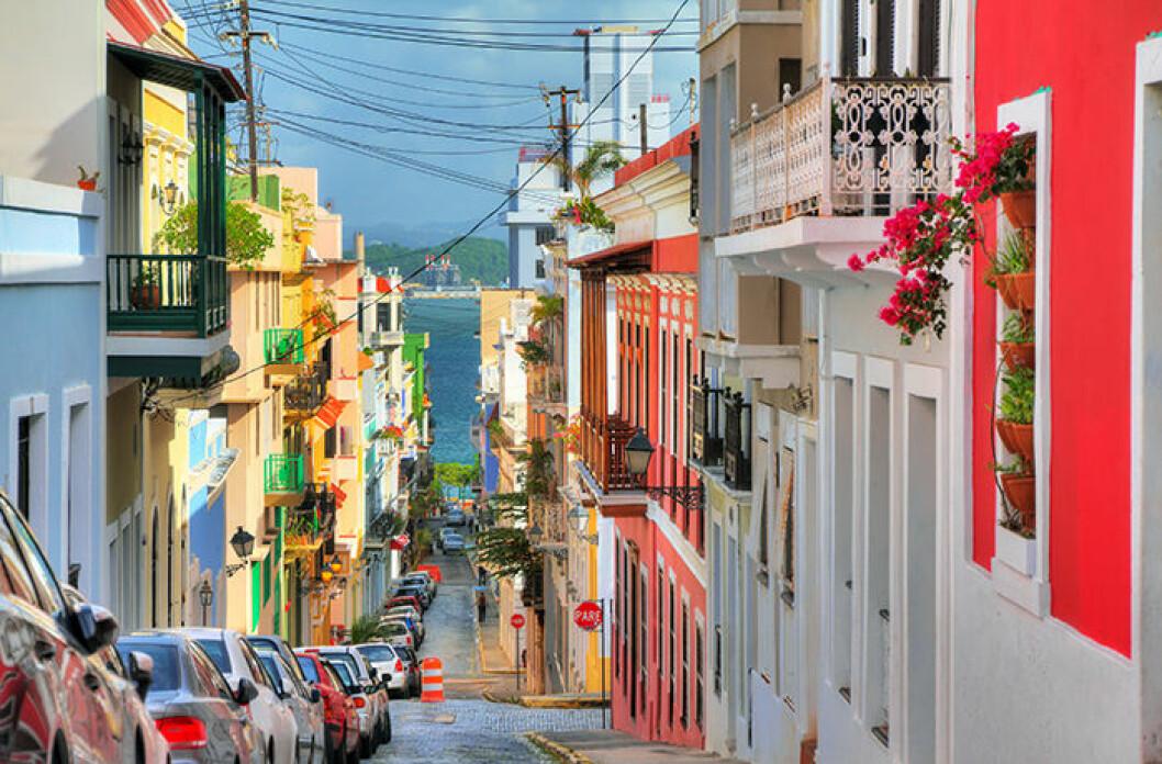 Bostäder i San Juan, Puerto Rico