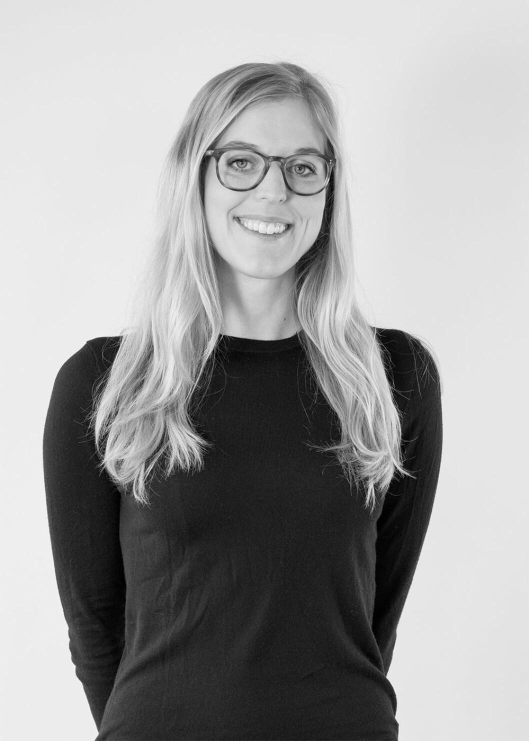 Sara Bergqvist är design manager på Sandberg Wallpaper och expert på just tapeter