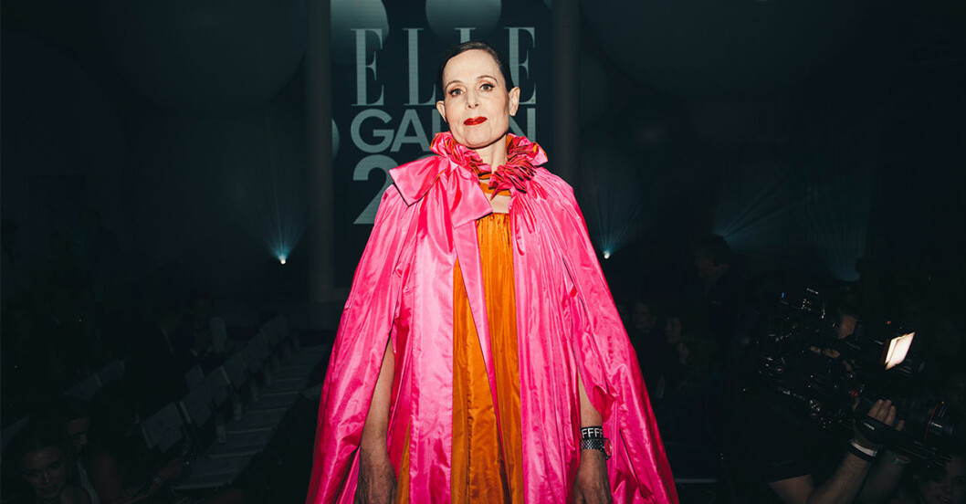 Sara Danius Årets bäst klädda kvinna