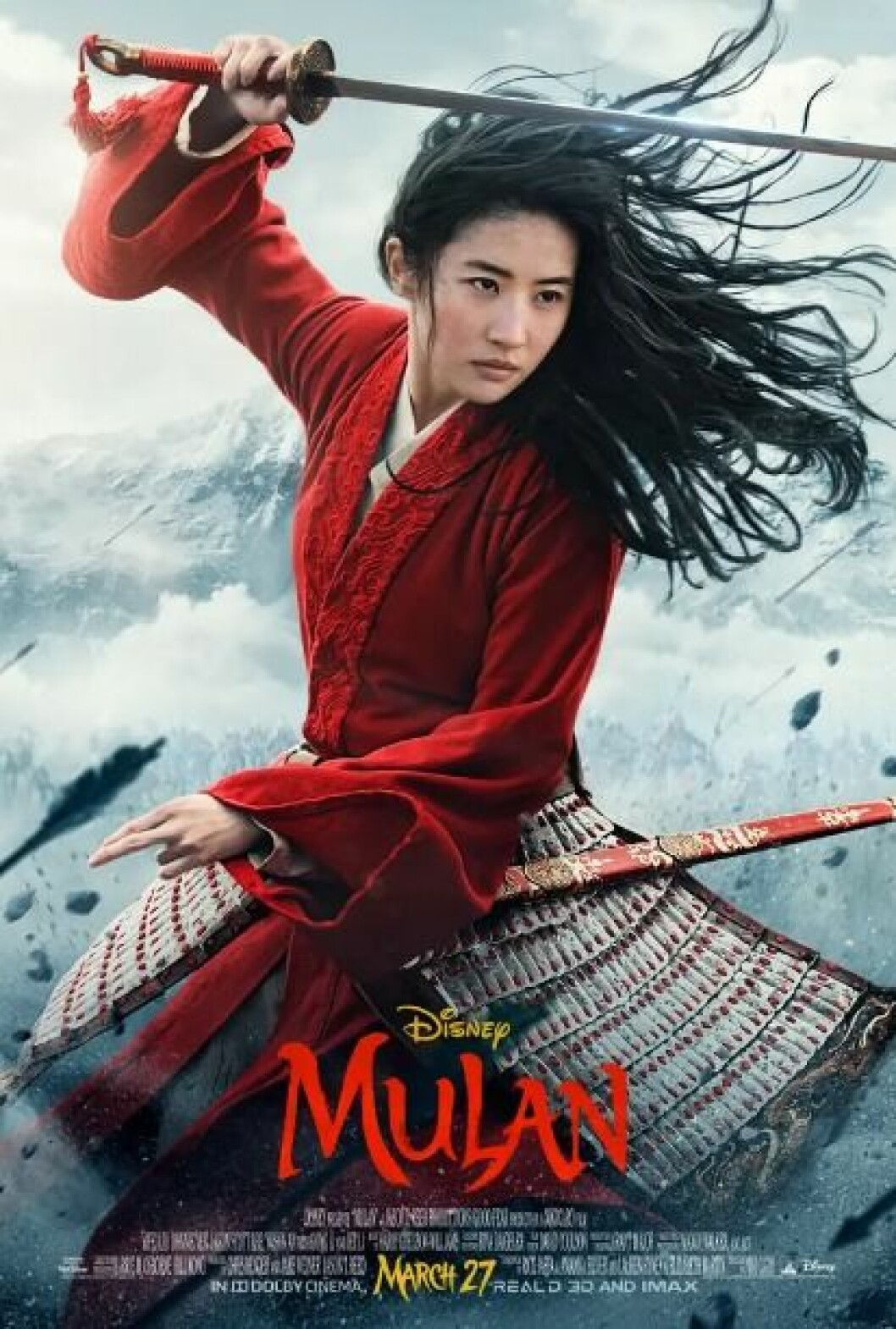 Mulan.