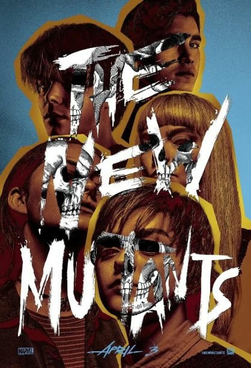 The New Mutants.