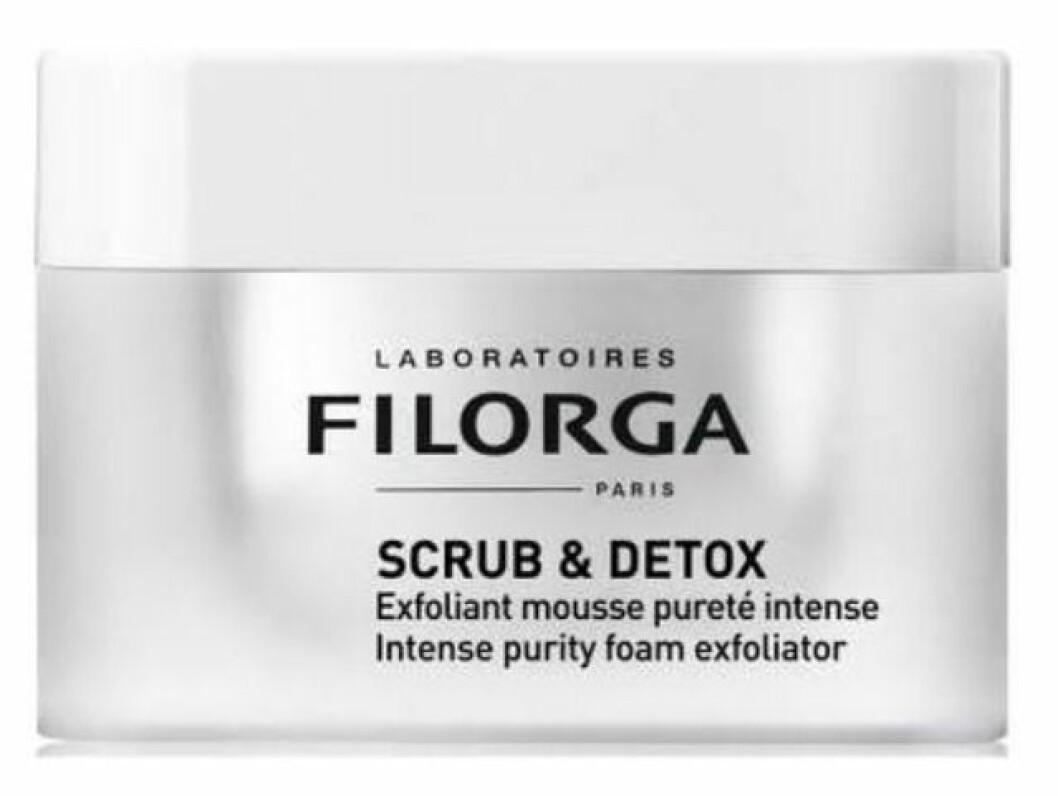 masken scrub and detox från filorga.