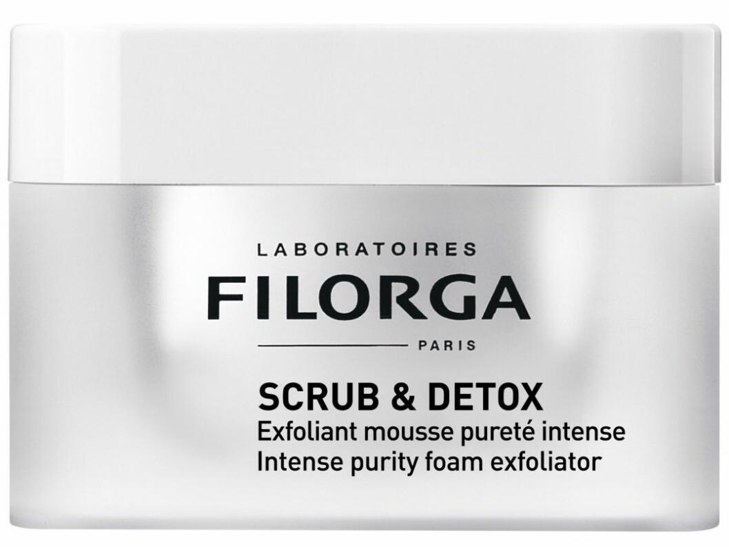 Scrub & detox, från Filorga
