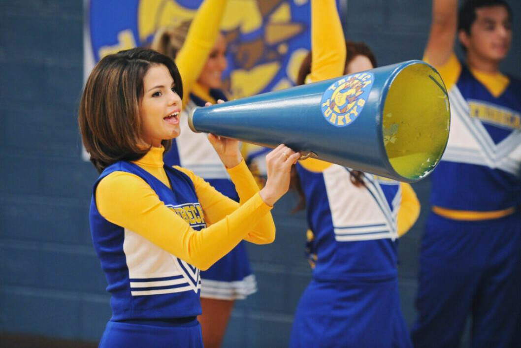 Selena Gomez i serien Wizards of Waverly Place.
