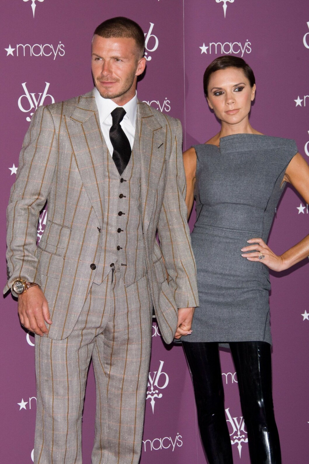 Victoria Beckham & David Beckhams parfymlansering