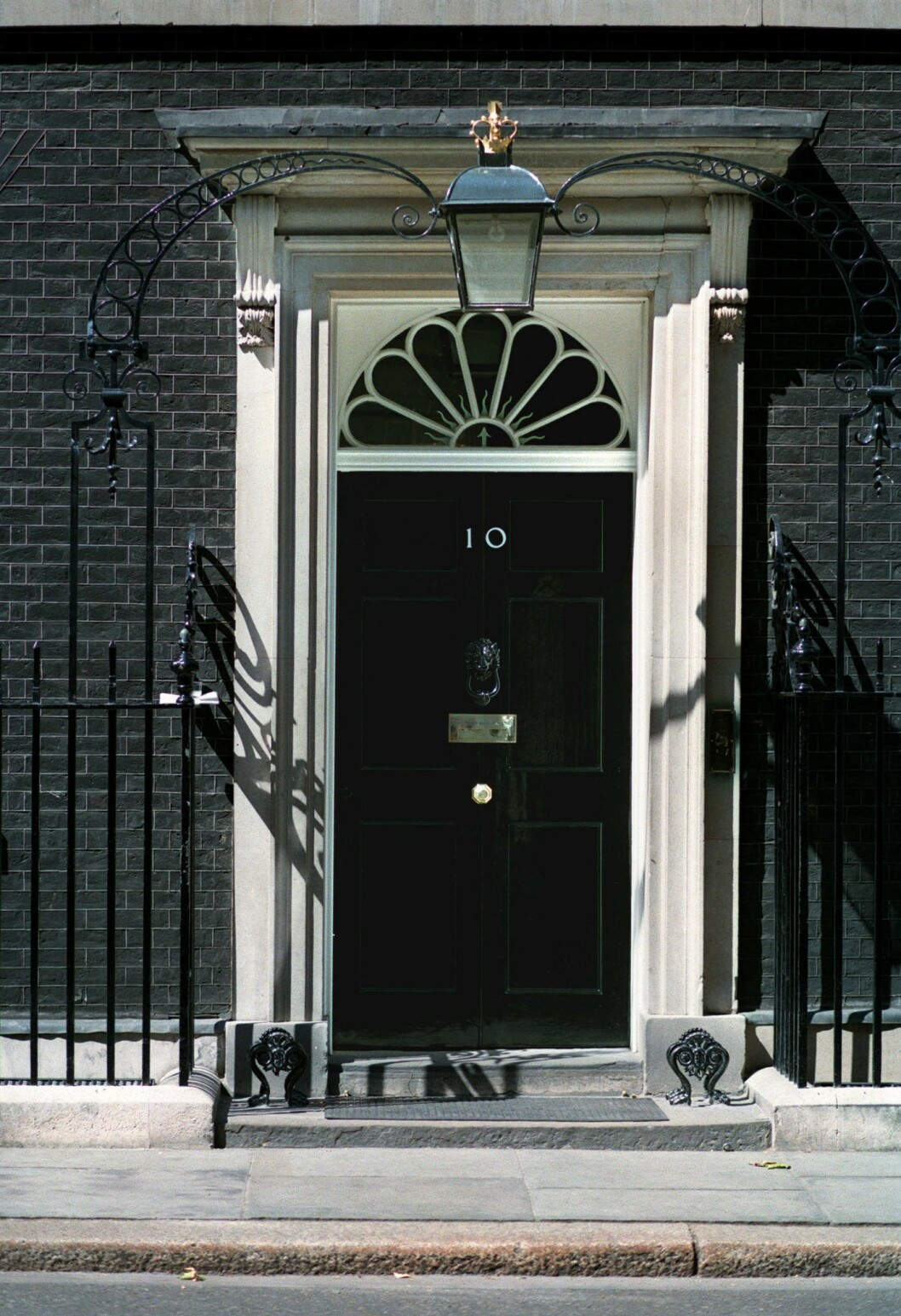 10 Downing Street i London.