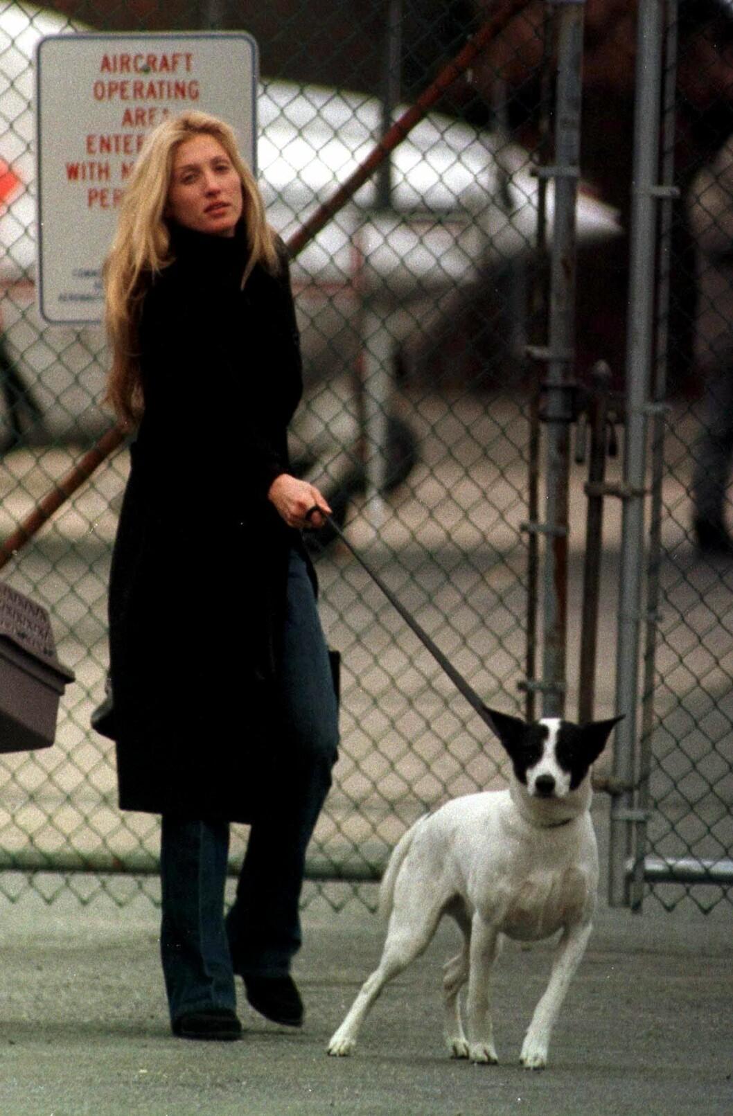 Stilikonen Carolyn Bessette Kennedy stil