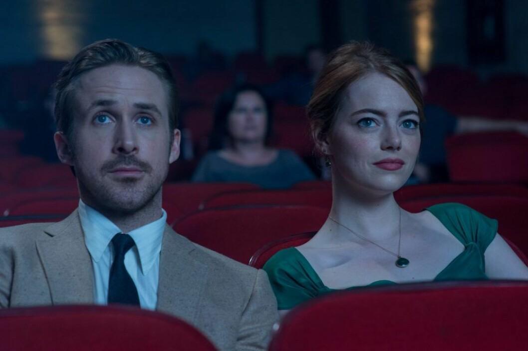 Ryan Gosling och Emma Stone.