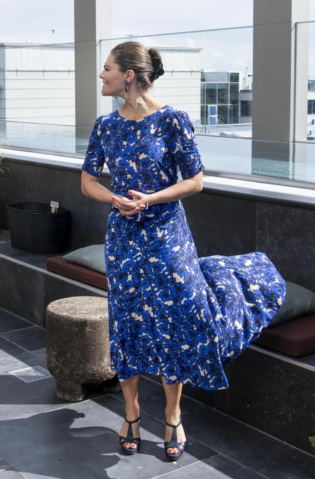 kronprinsessan Victoria i svensk design Rodebjer