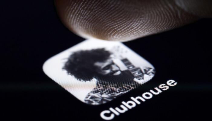Så ser appen Clubhouse ut