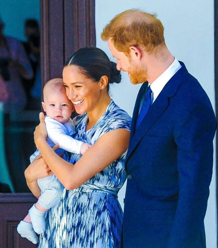 Montecito, CA - Prince Harry and Meghan Markle, Duke and Duchess of Sussex celebrate the 3-year anniversary of their marriage that took place on 19 May 2018 at Windsor Castle in London. N