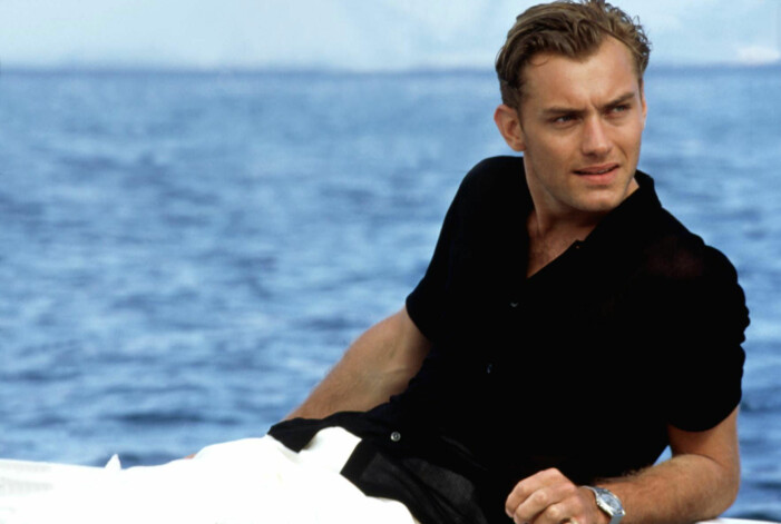 Jude Law i The Talented Mr. Ripley