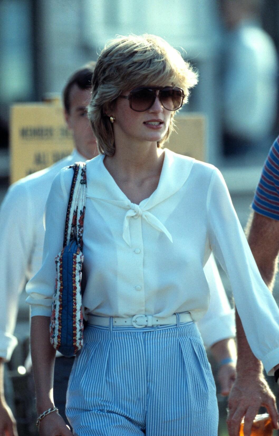 Diana, prinsessan av Wales solglasögon