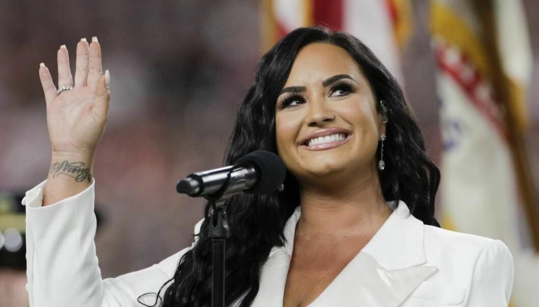 Demi Lovatos uppmaning till sina fans.