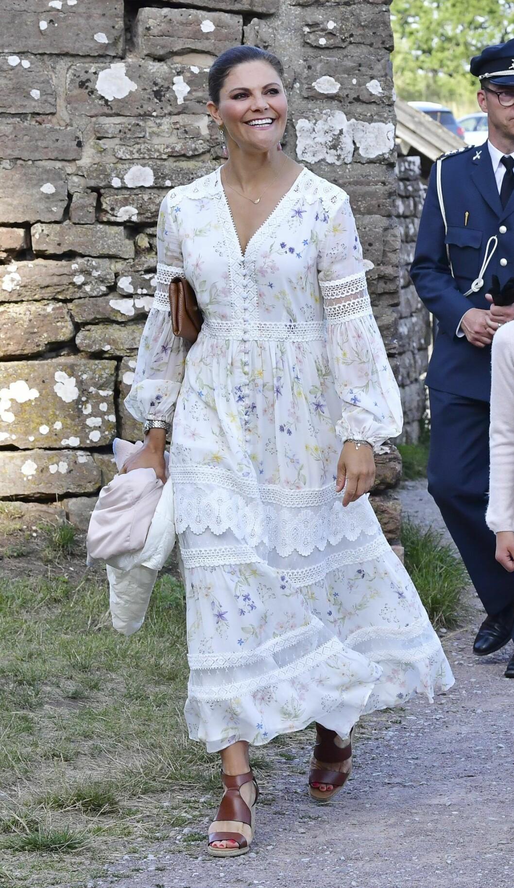 kronprinsessan Victoria i svensk design By Malina