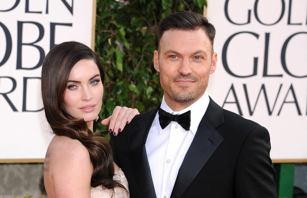 Megan Fox och Brian Austin Green skiljer sig