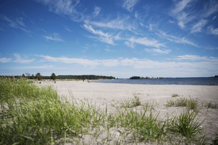 Strand Pite Havsbad