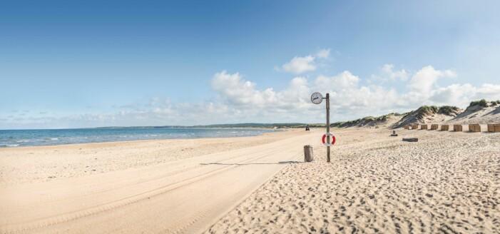 Stranden Tylösand
