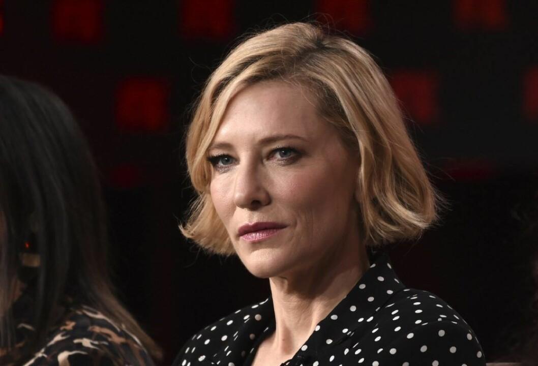 Cate Blanchett spelar en av huvudrollerna i Mrs America.