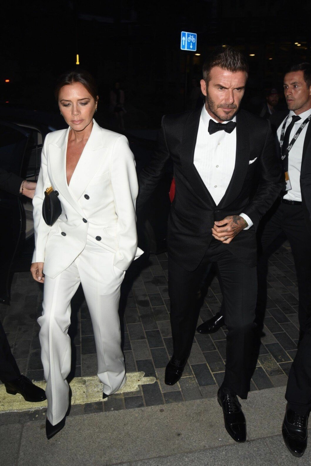 Victoria Beckham & David Beckham