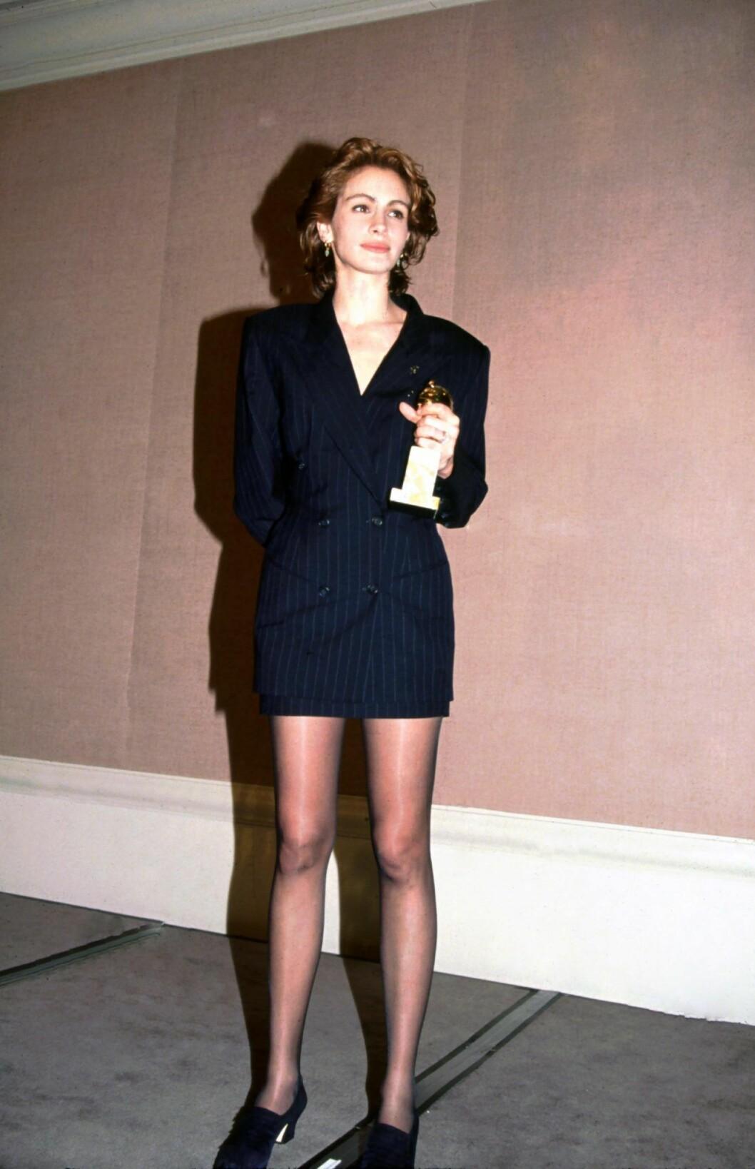 Julia Roberts 90-tals stil