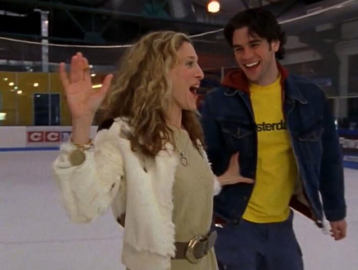 Sean och Carrie i SATC