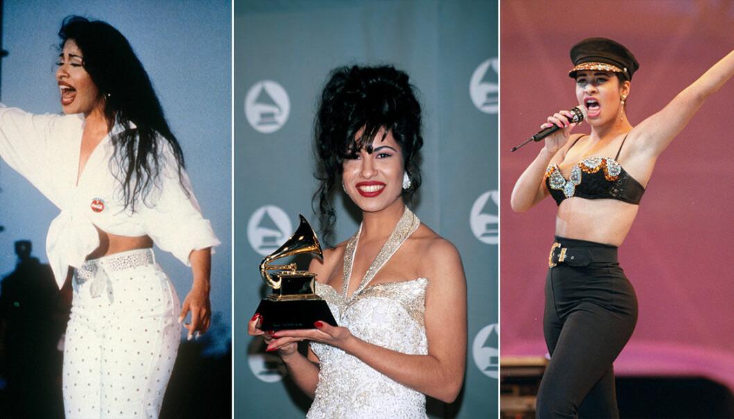 Selena Quintanillas 5 mest ikoniska looks från 90-talet
