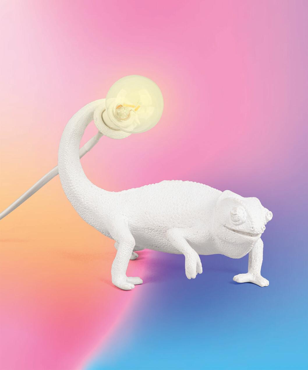 Kameleont-lampa från Seletti