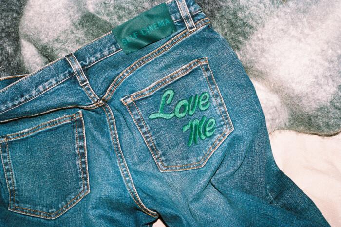 Self Cinema AW21 100% hållbara jeans