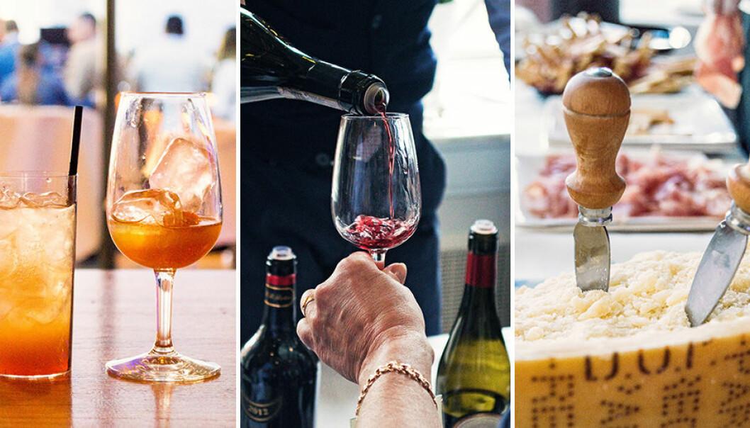 Besök populära Senses Wine Fair 2018!