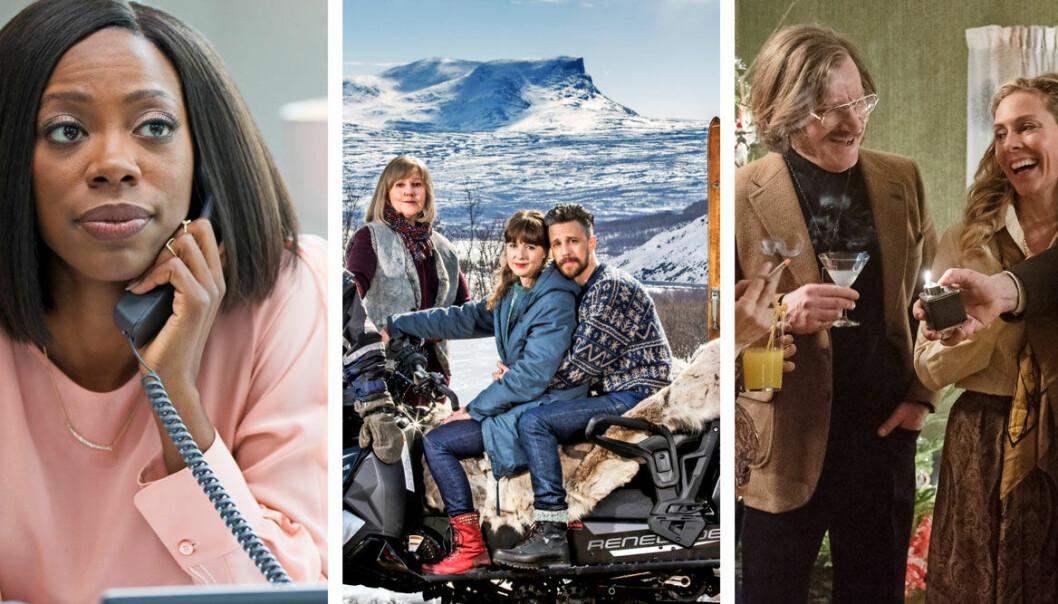 Serier tv höst 2018