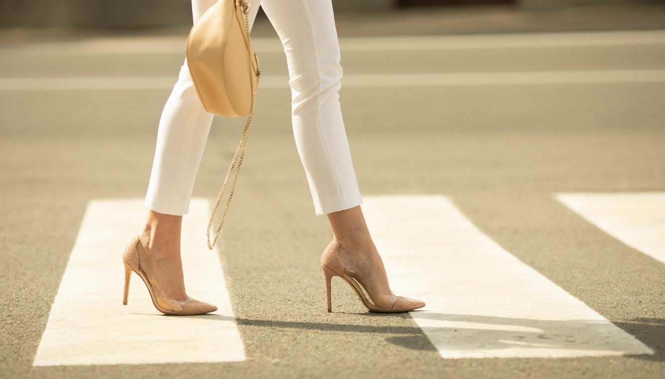 Svullna fötter i sommar?