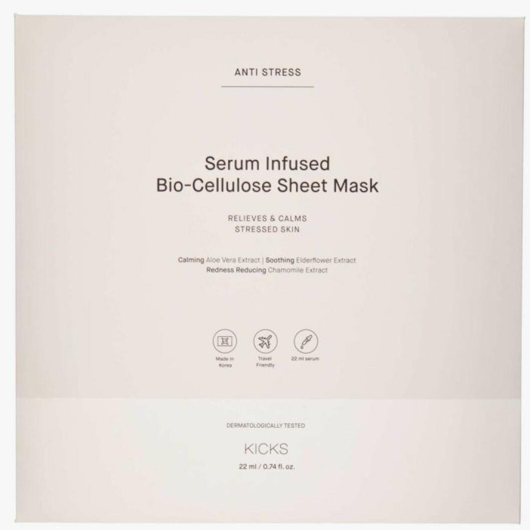 Sheetmasks från Kicks