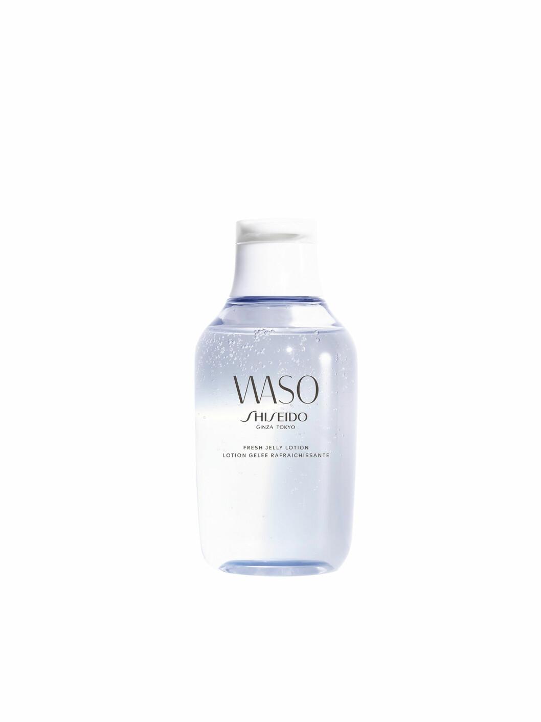 Waso Fresh Jelly Lotion från Shiseido