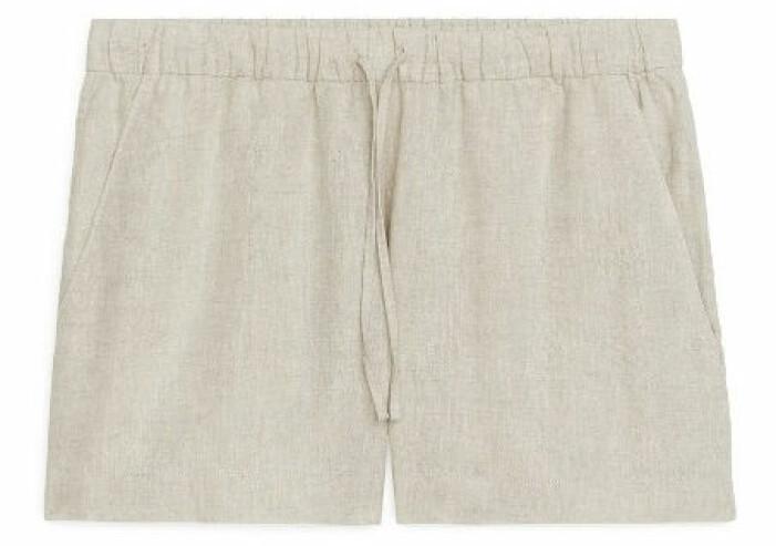 shorts linne dam