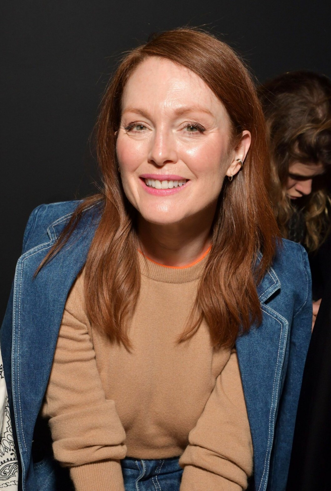 Julianne Moore ler