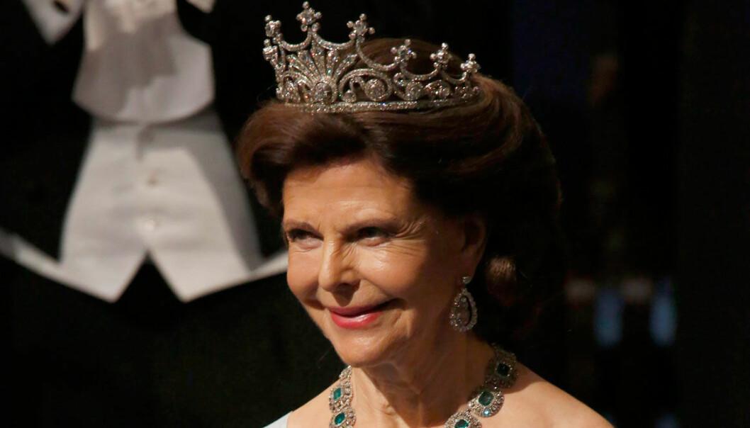 Drottning Silvia 2018