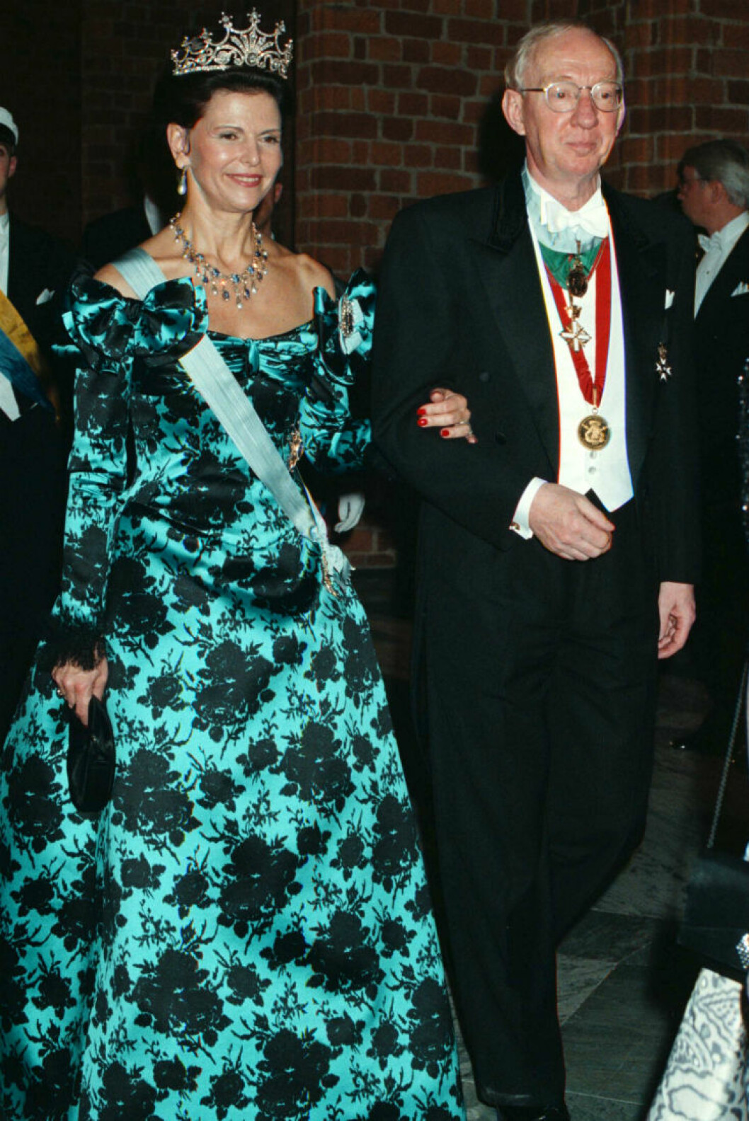 1997. Klänning från Nina Ricci