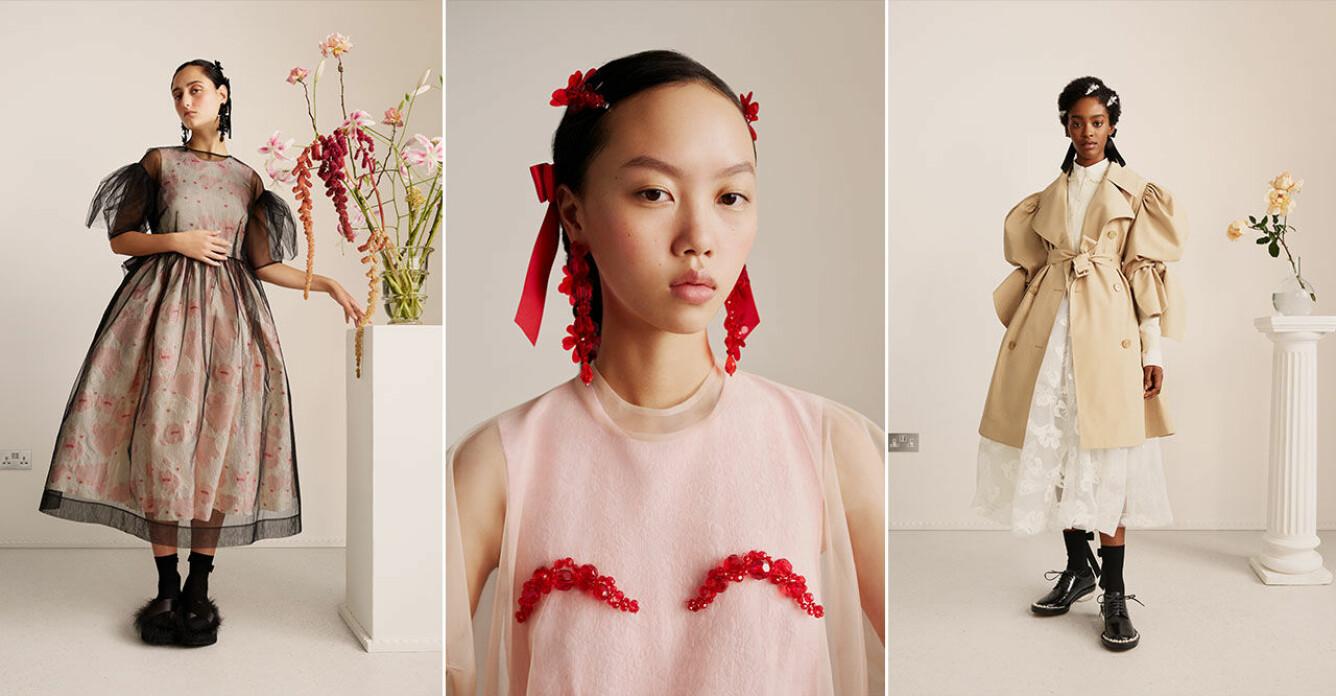 Simone Rocha x H&M designsamarbete 2021