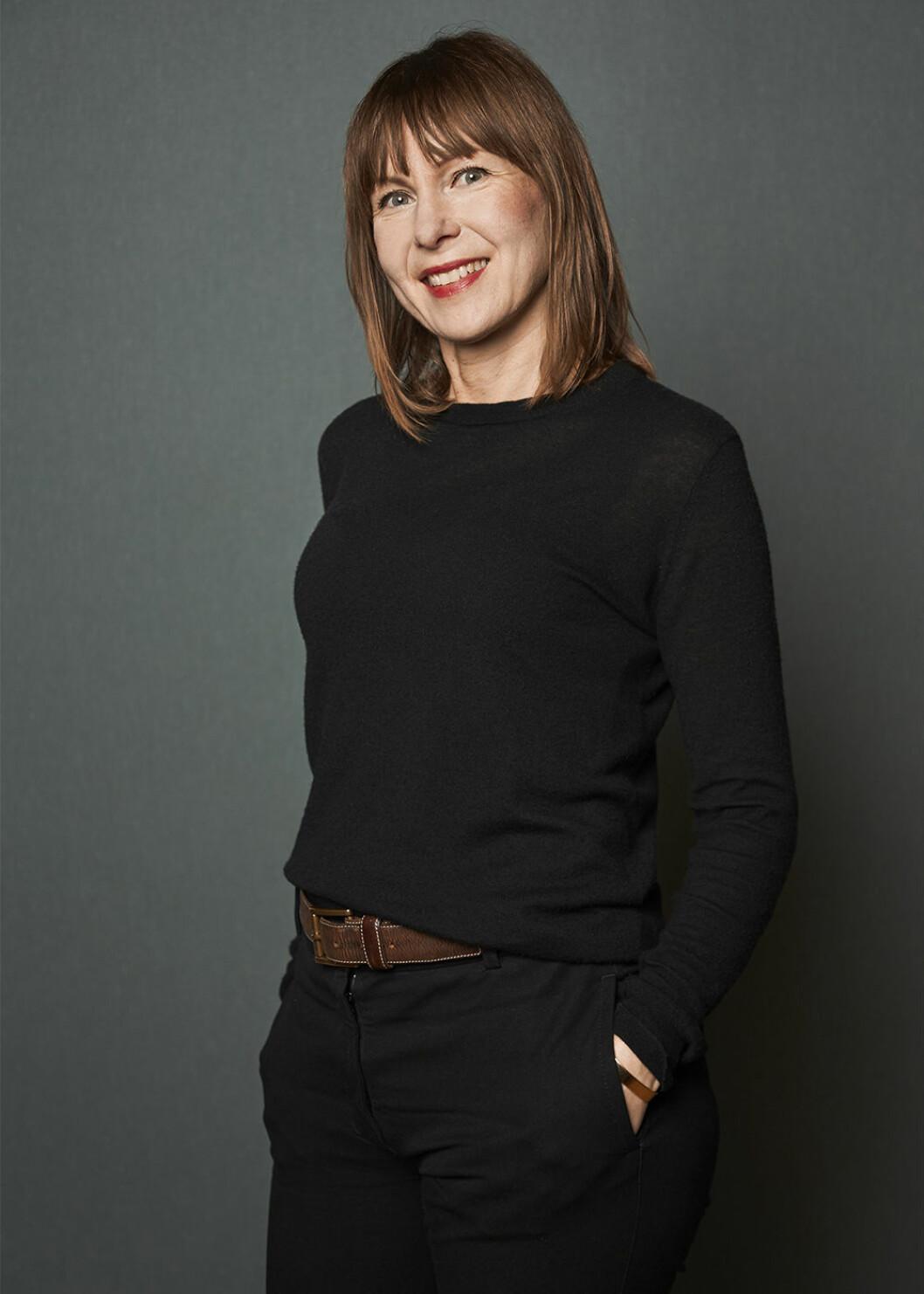 Sissa Sundling, head of design på Boråstapeter