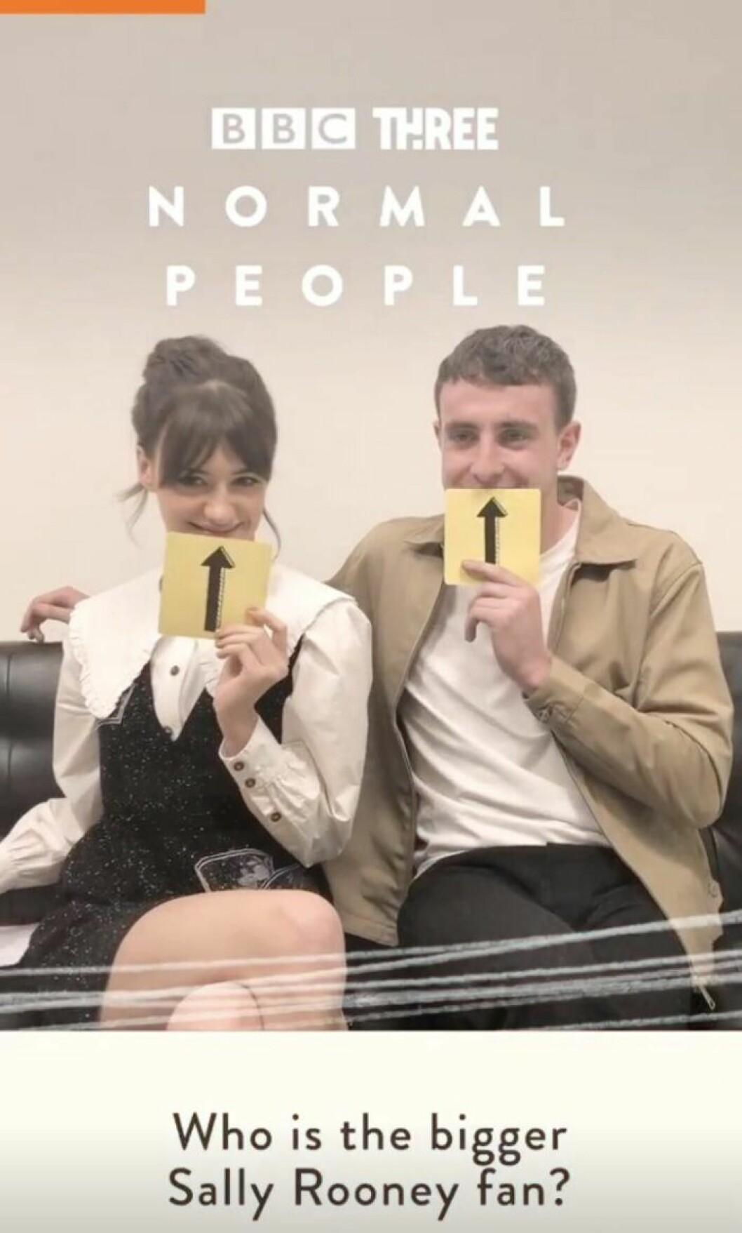 Normala människor BBC/Hulu/Svt Play