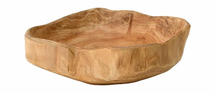 skål i trä