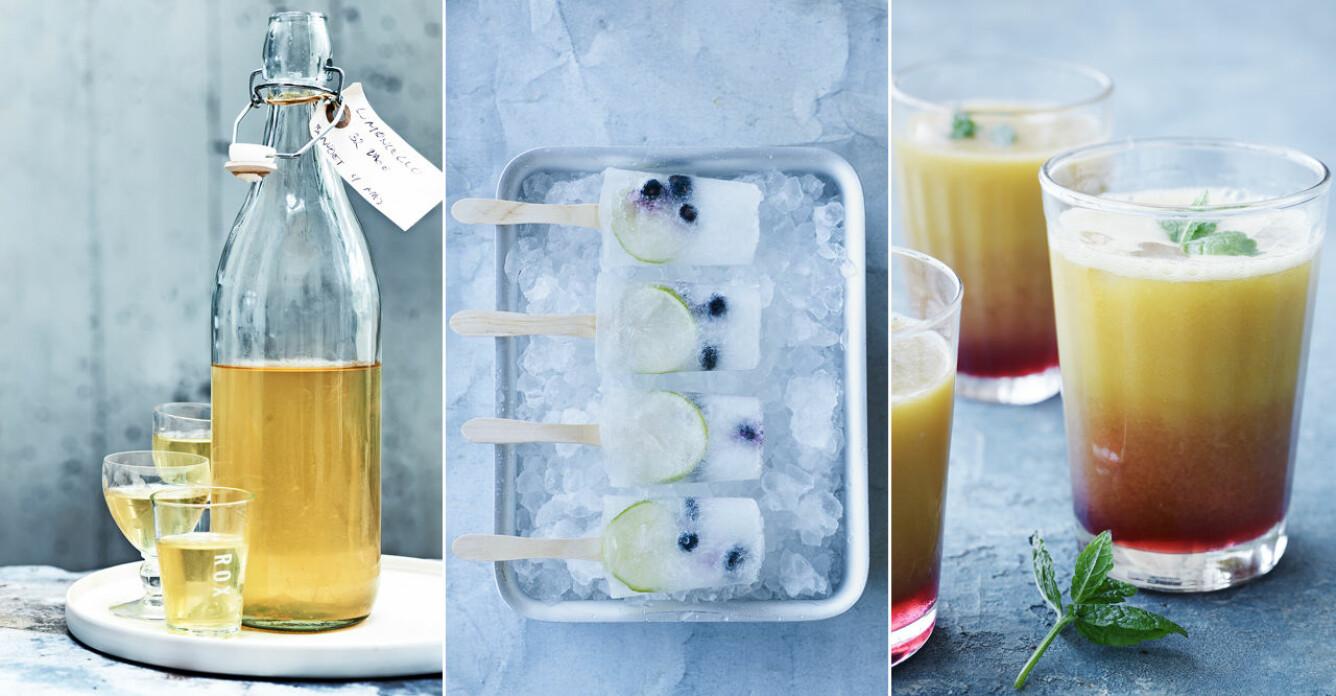 Skål för våren - 5 friska drinkar
