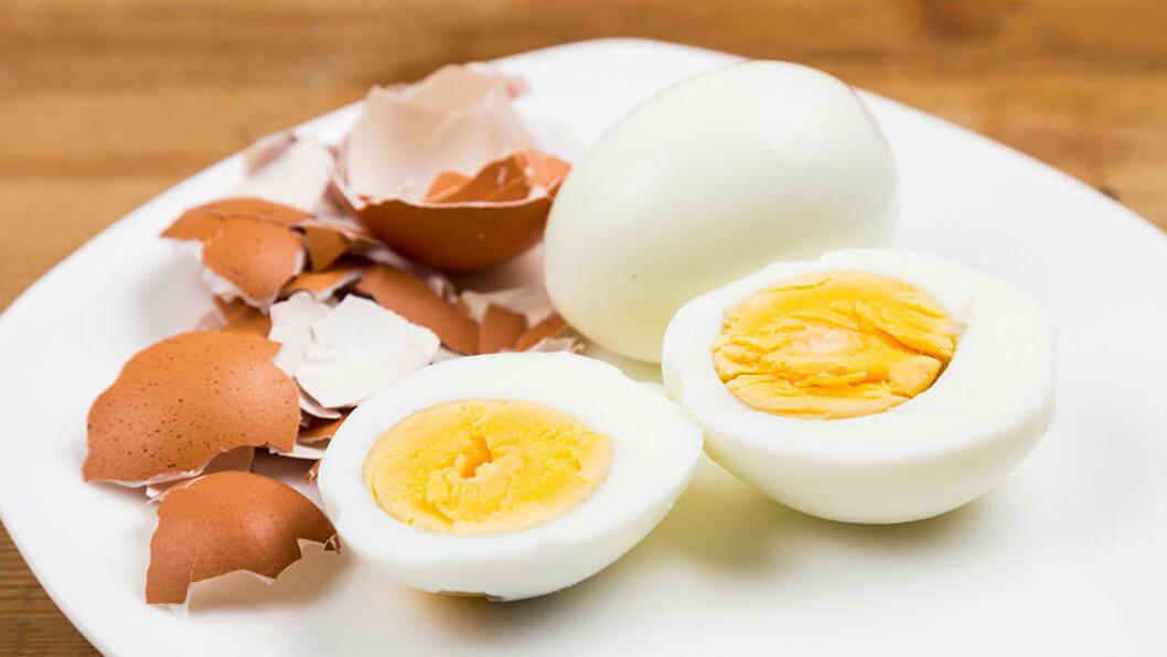 Skala ägg snabbt! Foto: Shutterstock