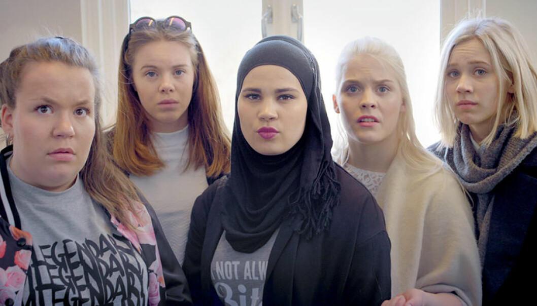 Skam får ny uppföljare på NRK