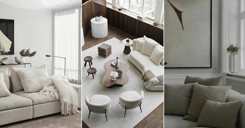 skandinavisk minimalistisk stil