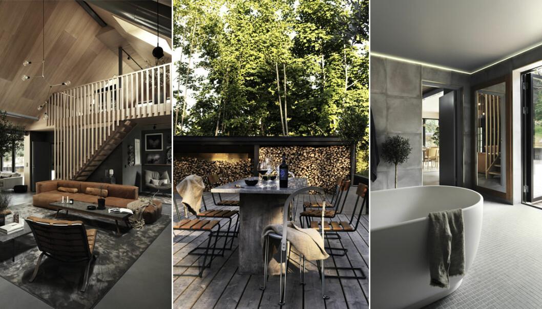 Elegant och hållbart hem från ELLE Decoration.
