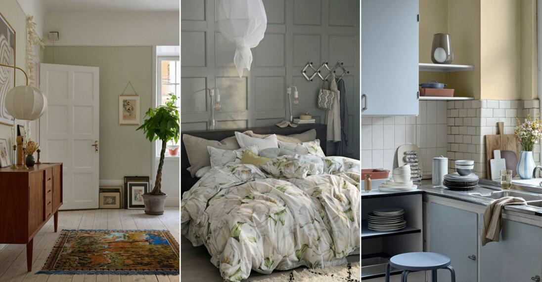 Så skapar du sommarkänsla i hemmets alla rum